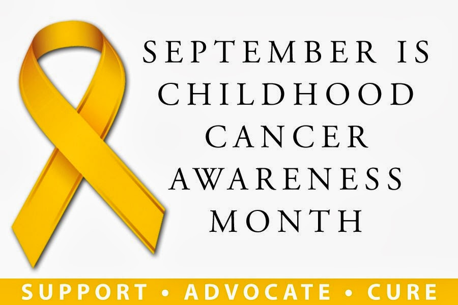 September Childhood Cancer Awareness
