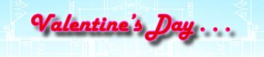 VALENTINES DAY HEADING