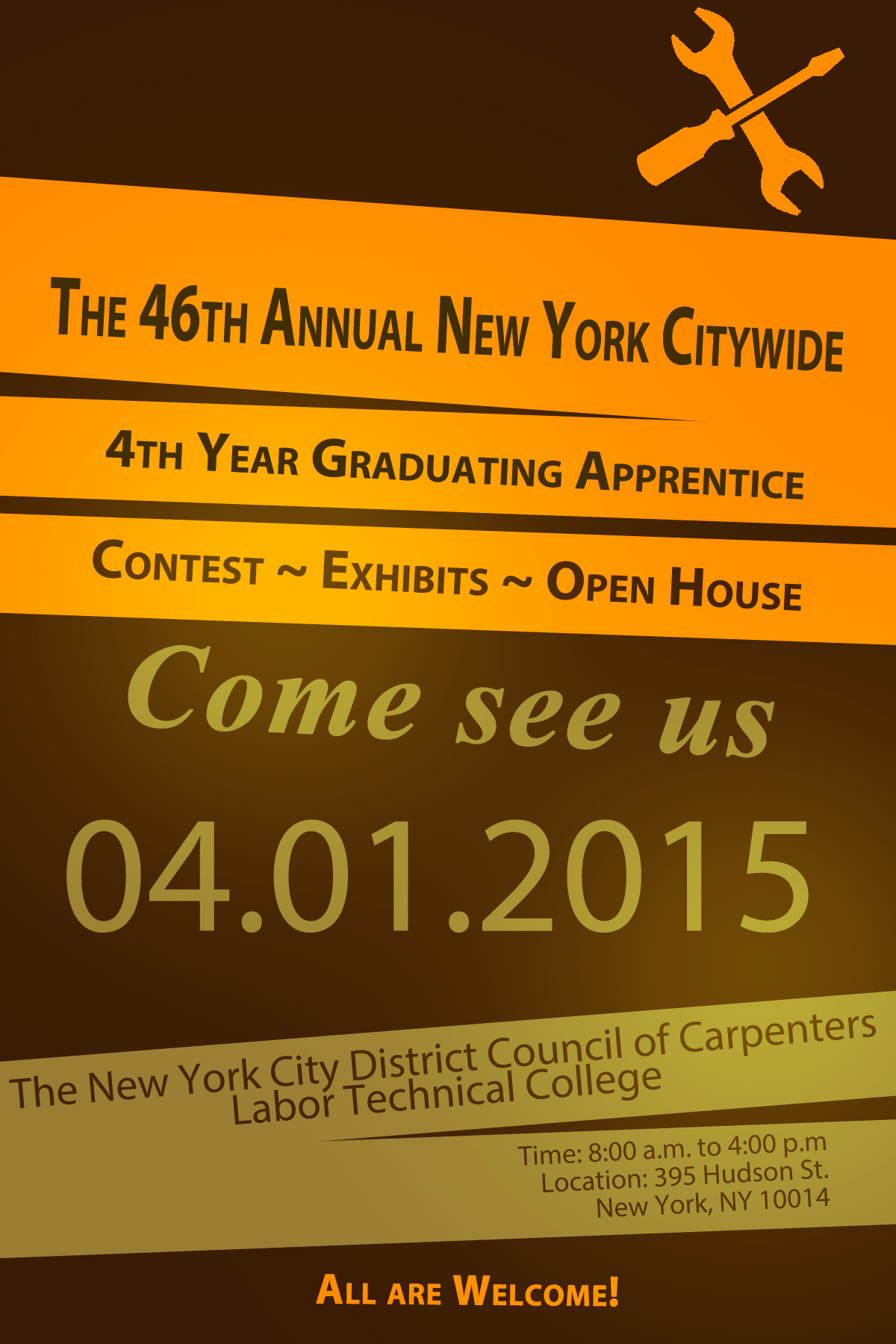 NYCDCC Labor Technical College 46th Annual Graduating