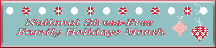 National stress free family holidays month photo 2