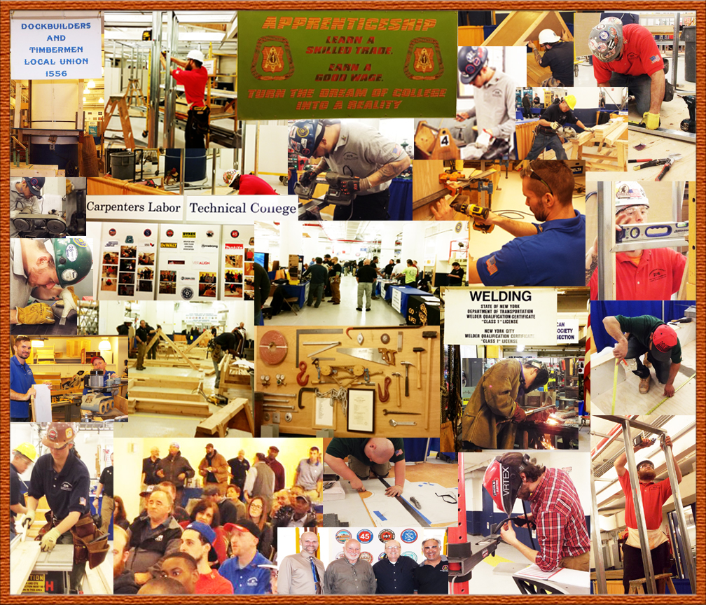 LTC 47th Annual Apprentice Contest Collage