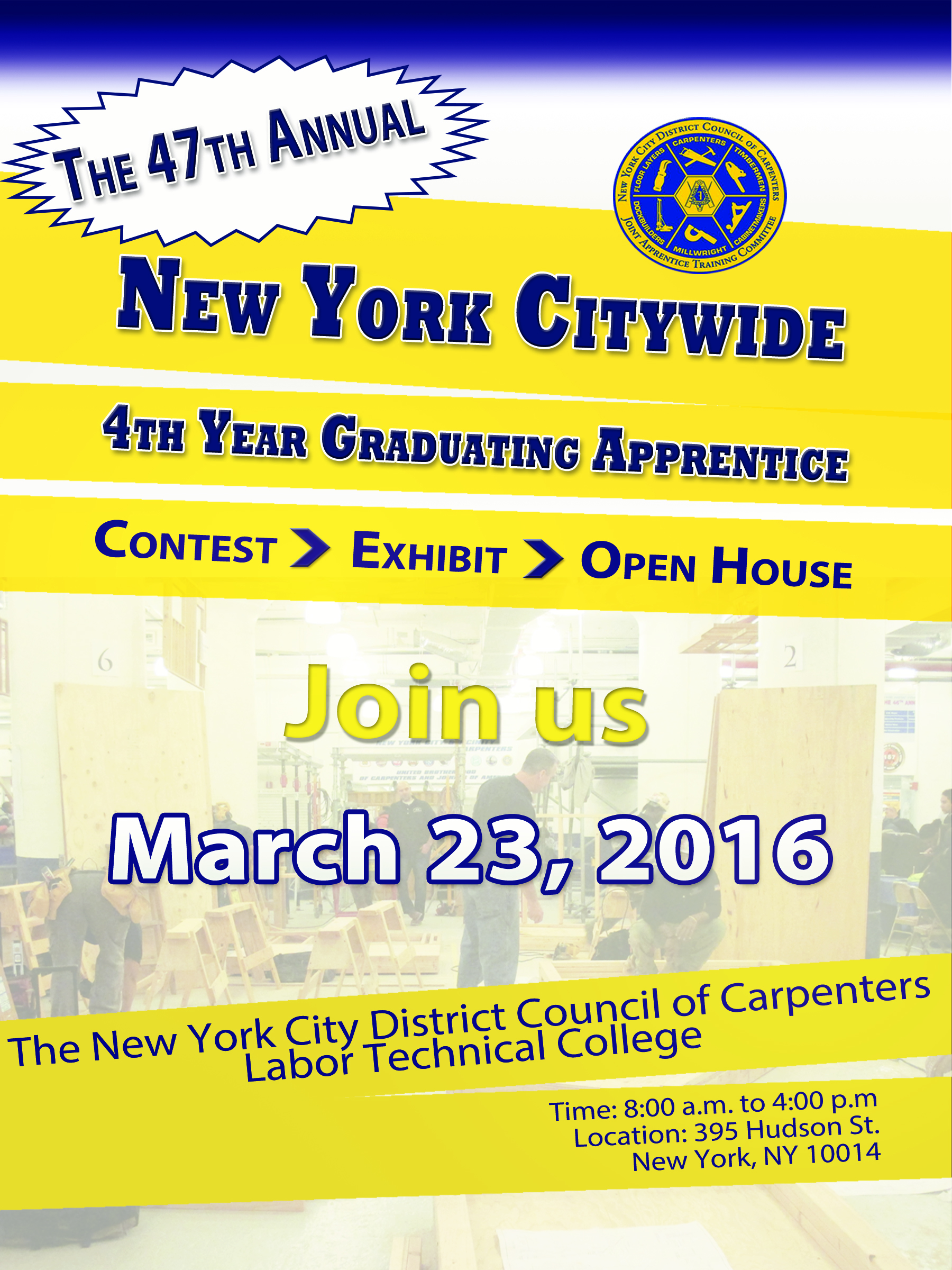 NYCDCC Labor Technical College 47th Annual Graduating